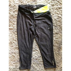 Nike dri fit workout pants